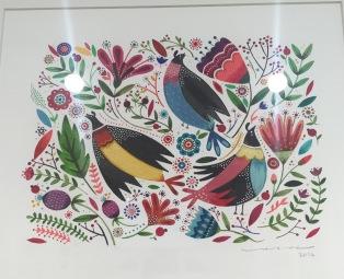 3 Birds: Birds No. 1 Maya Hanisch