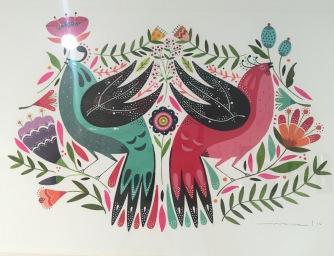 2 Birds: Birds No. 2 Maya Hanisch