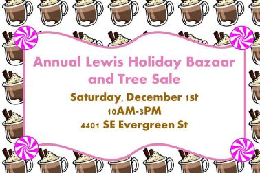 Image result for lewis holiday bazaar